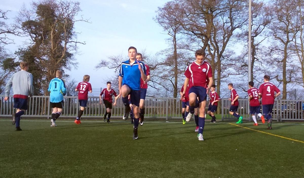 Olympia Fußballturnier