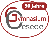 Gymnasium Oesede – Georgsmarienhütte Logo